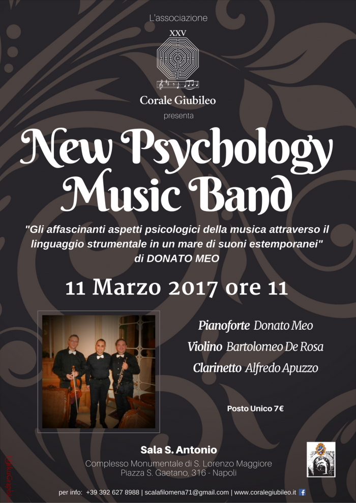 A3 concerto new psychology music band