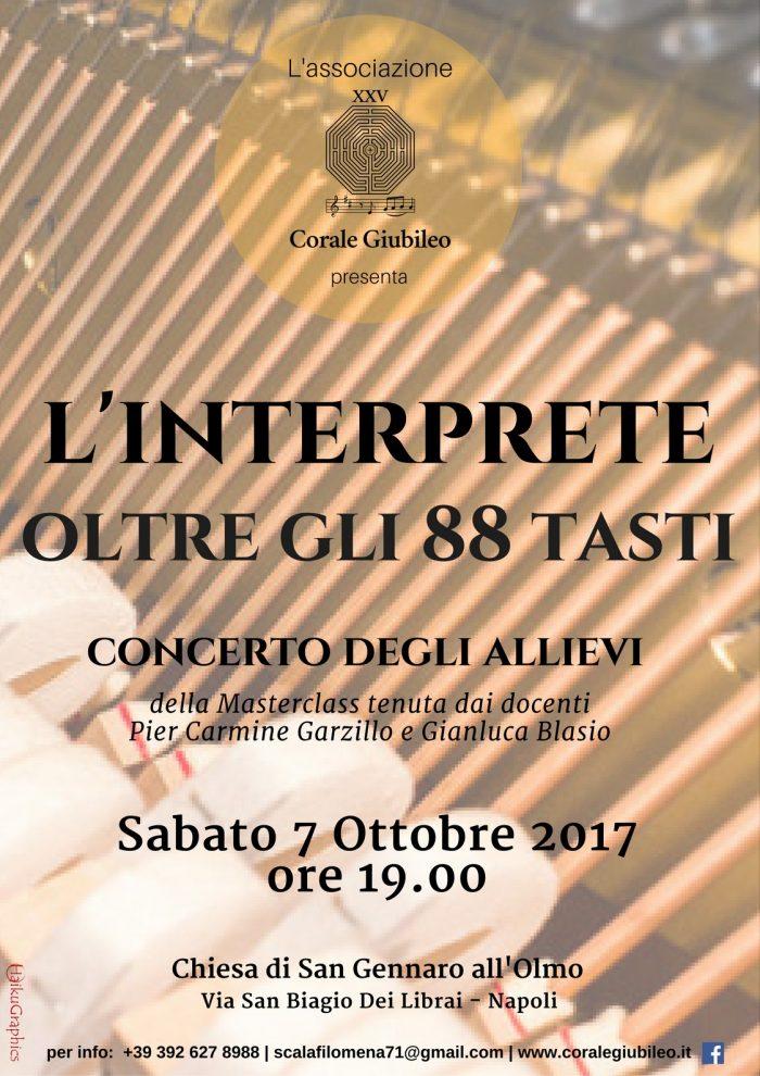 A3 concerto 88 tasti