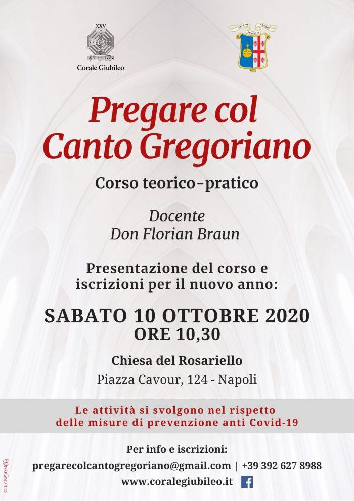 gregoriano 10ott2020