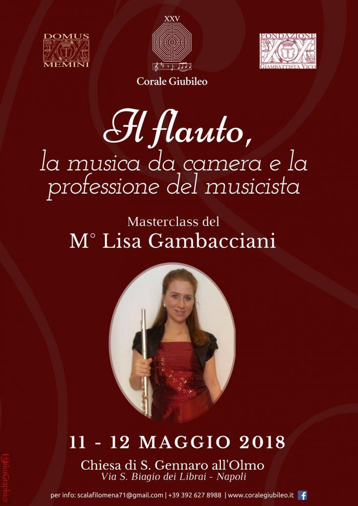 Masterclass flauto